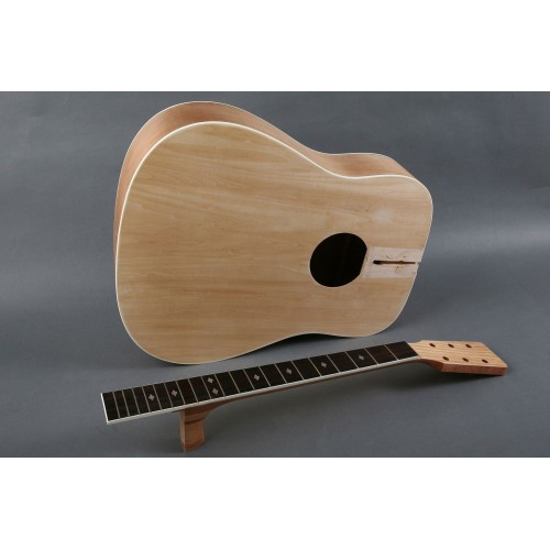 how to build your own acoustic guitar