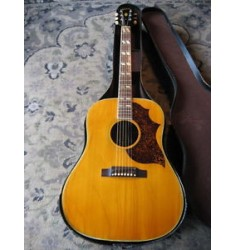 1966 Cibson COUNTRY WESTERN MODEL acoustic guitar Natural vintage flat top J50