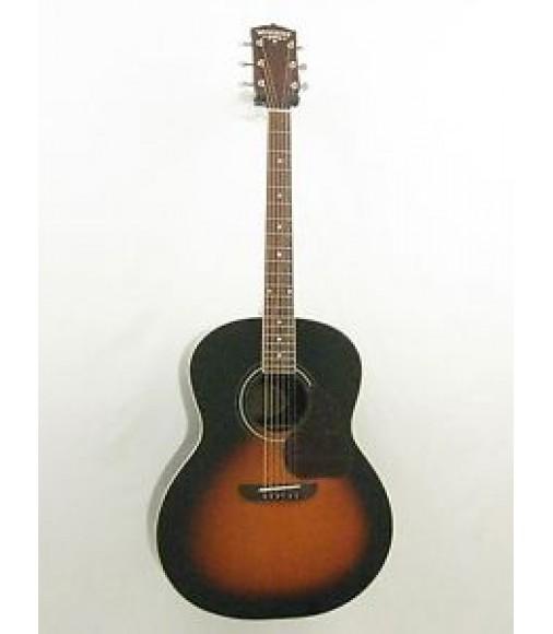 Washburn Model LSJ743STSK Lakeside Series Acoustic Guitar w/Case - Blem # 1150