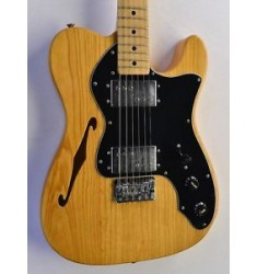 1978 Fender Telecaster Thinline Natural Blonde ~MINT~ Guitar 1970's Vintage