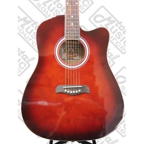 182265669148 moreover Fender Cd 60 Natural Acoustic Guitar With Hal Leonard Guitar Method 304075 moreover Luna Guitars Trinity Bouzouki also Yamaha Apxt2 Ovs Acousticelectric 34 Size Acoustic Guitar Old Violin Sunburst 304886 further 254750526. on oscar schmidt guitars reviews