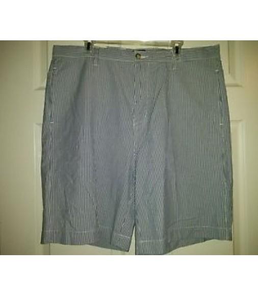 Bass SeeSucker Shorts W38 Cotton NWT