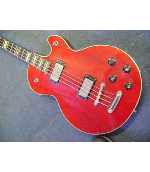 Hagstrom Swede Electric Bass Guitar Vintage 1970's