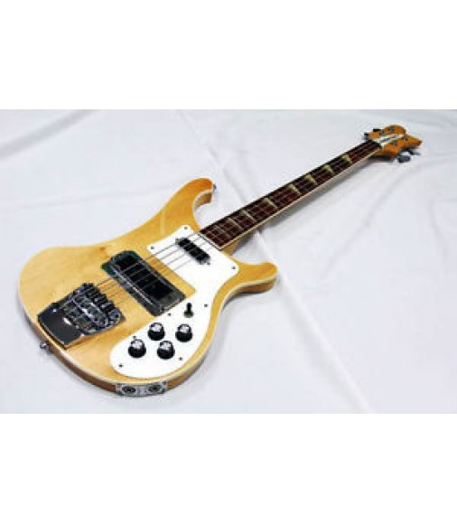 2000 Rickenbacker 4003 Mapleglo Electric Bass Guitar with OHSC