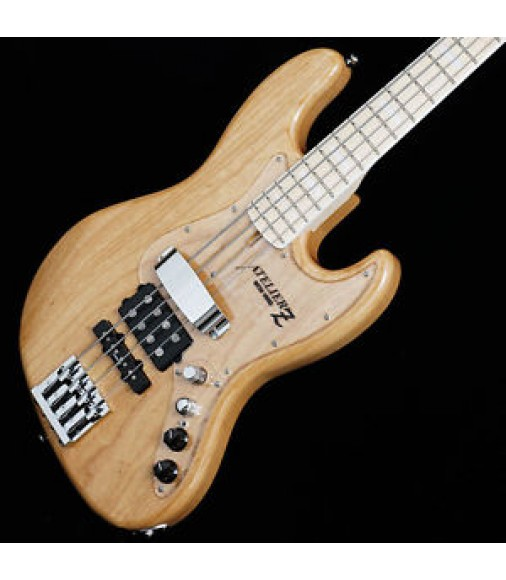Free Shipping New ATELIER Z M-245 Plus (NAT) Electric Bass
