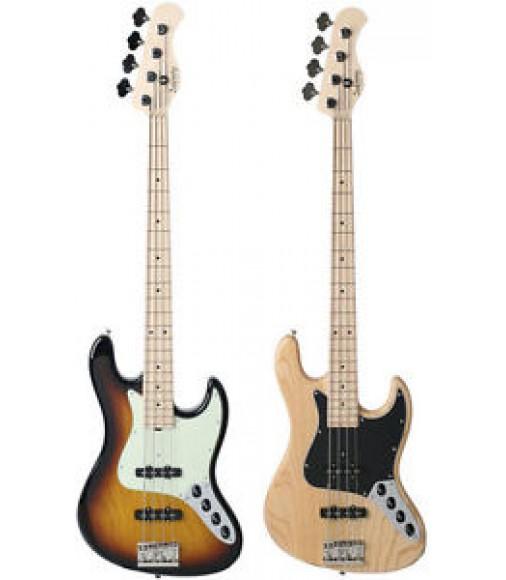 Sadowsky MV4 4String Jazz Bass Maple VTC Vintage Tone Control 59B Nat Preamp