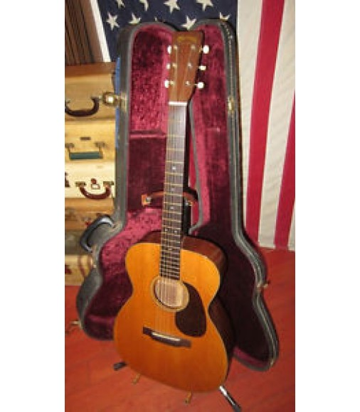 Vintage 1945 Martin 00-18 Acoustic Guitar w/ Case Beautiful Tone Plays Great!!