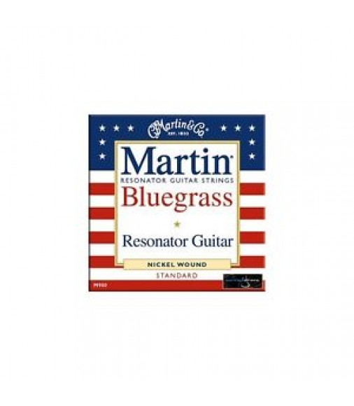 NEW Martin Resonater M980 Nickel Wound 16-56 Gauge Dobro Acoustic Guitar Strings