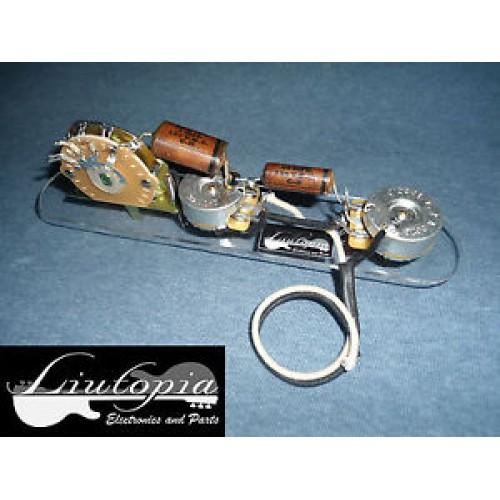 Schema Cablaggio Fender Telecaster : Per fender telecaster cablaggio alta qualita vintage