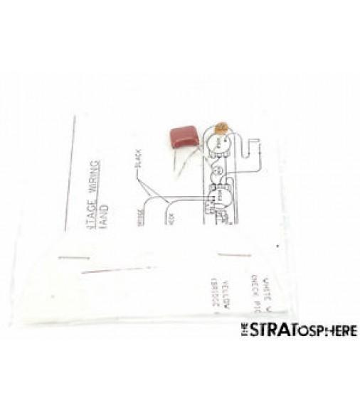 022 mylar capacitor for fender telecaster tele guitar