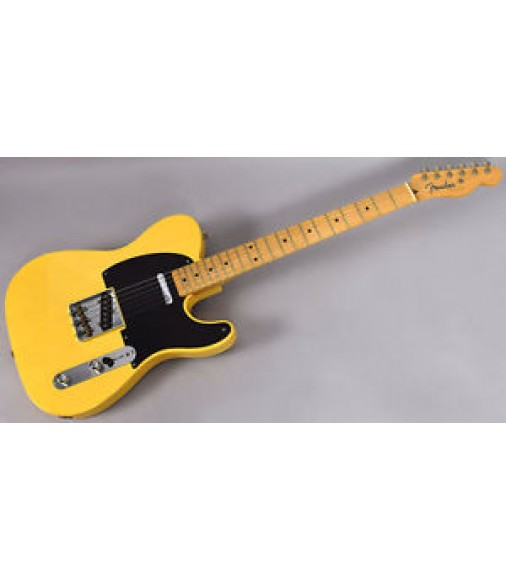 Free Shipping Fender American Vintage 52 Telecaster Butterscotch Blonde