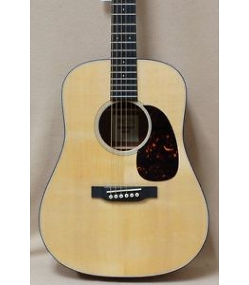 Martin Dreadnought Junior Acoustic Electric Guitar in Natural