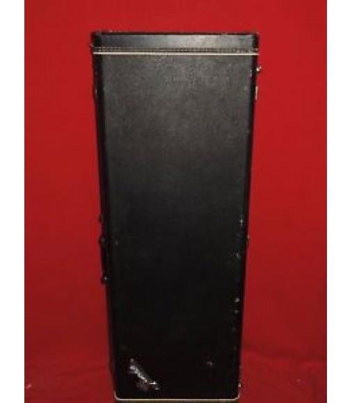 Fender USA Black Tolex Stratocaster or Telecaster Hardshell Case