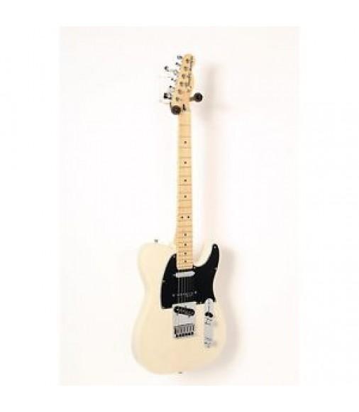 Fender Deluxe Nashville Maple Fingerboard Telecaster White Blonde 888365836942