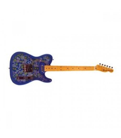 Fender / Japan Exclusive Classic 69 Telecaster Blue Flower F/S from Japan