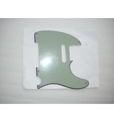 '51-'59 Fender Telecaster Nitrate Celluloid Pickguard Relic Green 58'56'55'54 5