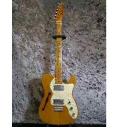 【VINTAGE】Fender Telecaster Thinline '76 -Natural- FREESHIPPING from JAPAN