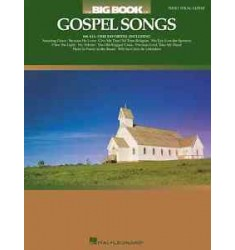 """THE BIG BOOK OF GOSPEL SONGS"" PIANO/VOCAL/GUITAR MUSIC BOOK BRAND NEW 100 SONGS"