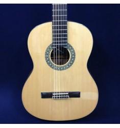 "39"" Caraya Classical Guitar Natural w/Free gig bag,digital tuner,spare strings"