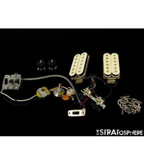 Fender Classic Player HH Jaguar Humbucker PICKUPS POTS KNOBS & SWITCH SALE!