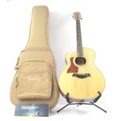 2013 Taylor Left Hand 214-CE Acoustic Electric Guitar - Natural w/Gig Bag 214ce