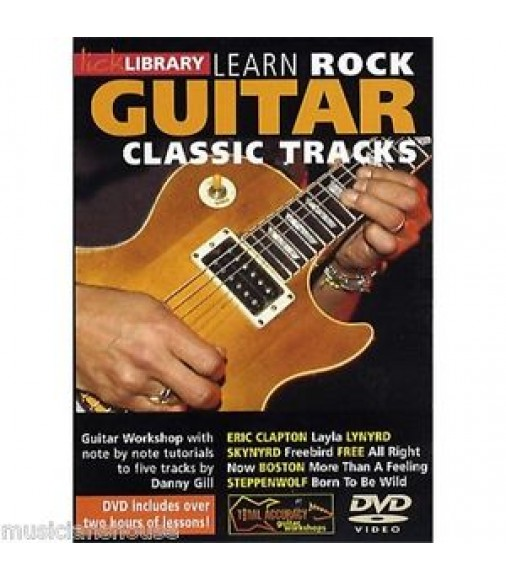 You lick library guitar aerobics assured