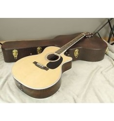2016 Martin Grand Performer 35E w/Fishman Aura VT Electronics Natural - Unplayed