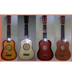 "24"" Acoustic 6String KIDS Beginner Guitar Brown/Natural/Red/Orange FREE Shipping"