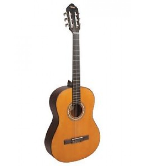Valencia series 200 4 4 classical natural acoustic for Luthier valencia