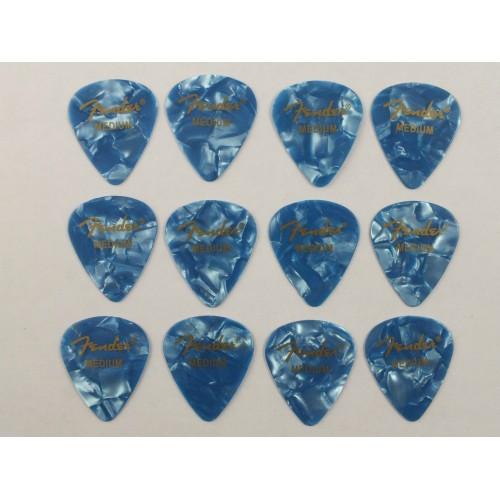 Fender Teardrop Pick : Fender plectrums tear drop picks classic celluloid