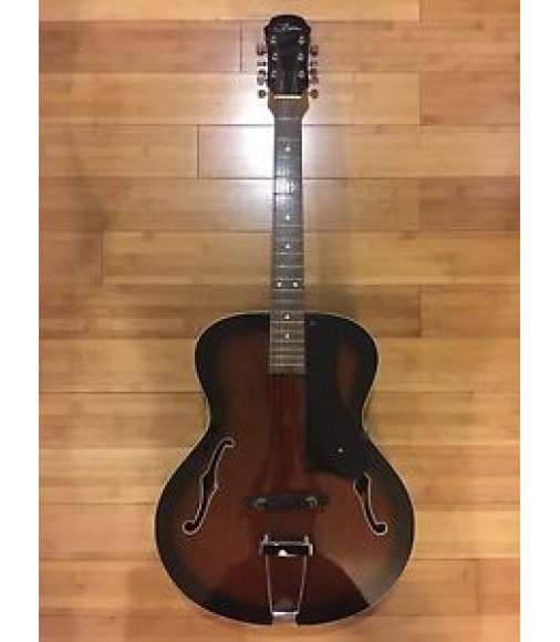 Aria Pro II FA50 FA-50 acoustic archtop jazz guitar f-holes