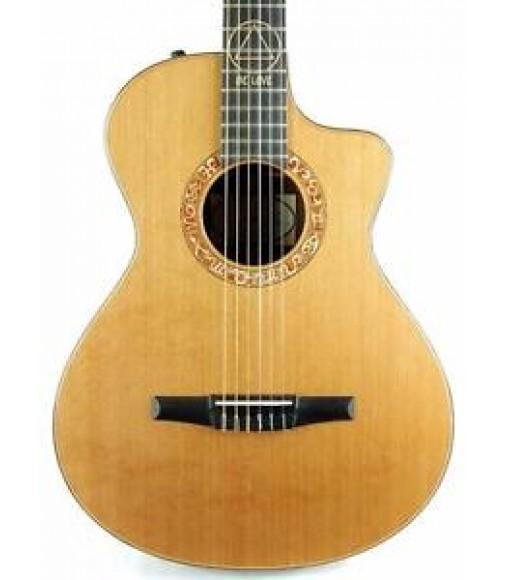 Taylor Jason Mraz Signature Nylon String Acoustic Electric Guitar w/ OHSC