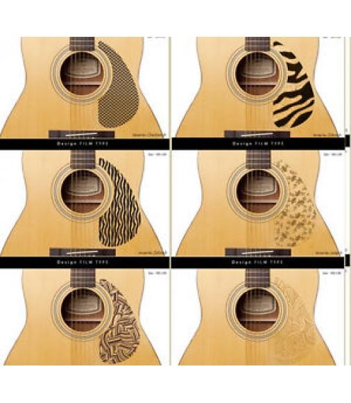 Anti-Scratch Guitar PickGuard for Acoustic Electric Bass Guitars, Pick Guard