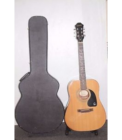 Cibson DR-100 Acoustic Guitar Natural