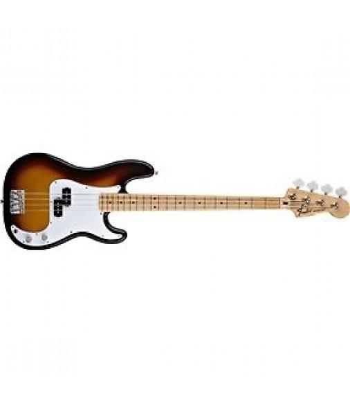 FENDER Standard Precision Bass®, Maple Fingerboard, Brown Sunburst 0146102532