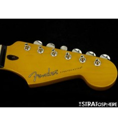 * Fender Modern Player Stratocaster Strat NECK & TUNERS Guitar Rosewood #40