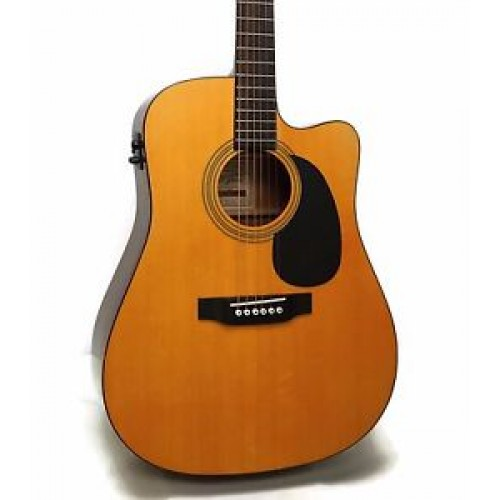 recording king rd 06 ce dreadnought cutaway acoustic electric guitar guitars china online. Black Bedroom Furniture Sets. Home Design Ideas