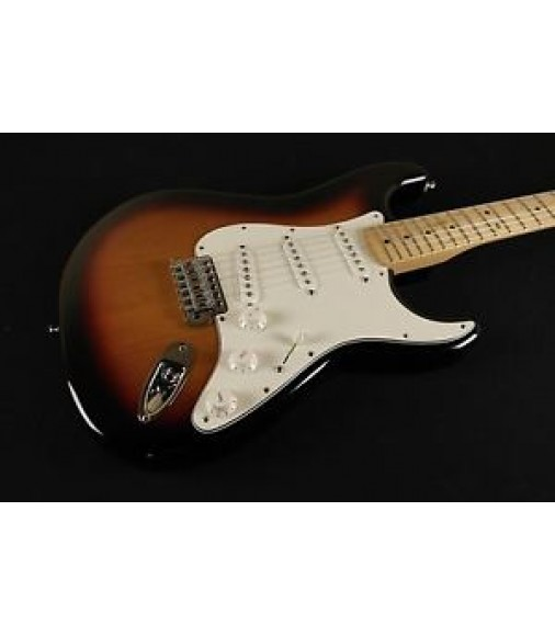 Fender Standard Stratocaster Maple Fingerboard Brown Sunburst 144602532 (512)