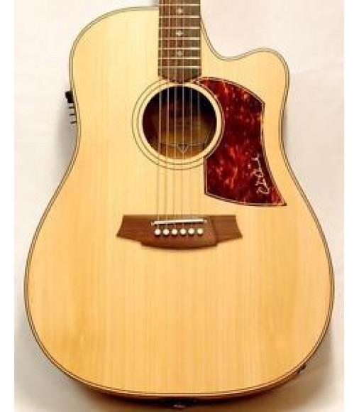 New! Cole Clark Fat Lady FL2EC-BM Acoustic Electric Guitar w/ OHSC