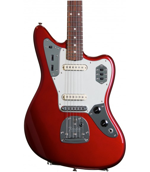 Candy Apple Red  Fender Classic Player Jaguar Special