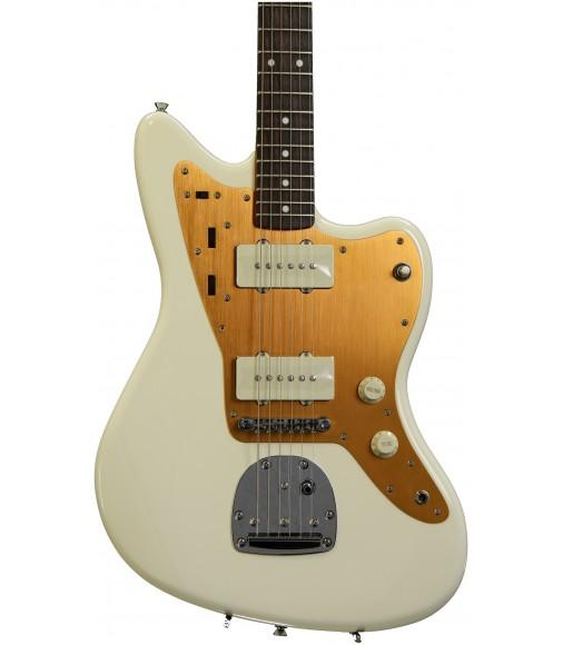 Vintage White   Squier J Mascis Jazzmaster