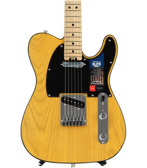 Butterscotch Blonde, Ash Body  Fender American Elite Telecaster, Maple