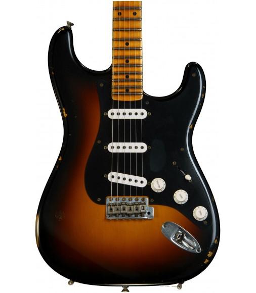 Two Tone Sunburst  Fender Custom Shop Ancho Poblano Stratocaster