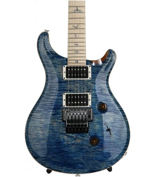 Faded Bluejean  PRS Custom 24 Artist Package w/Floyd Rose and Figured Top