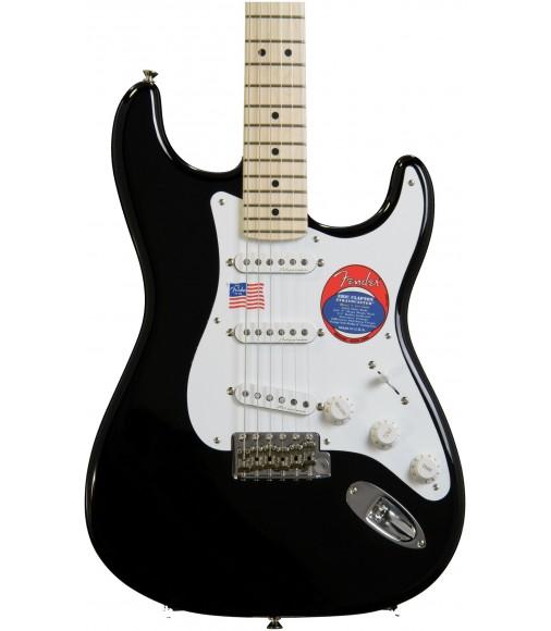 Black  Fender Eric Clapton Stratocaster