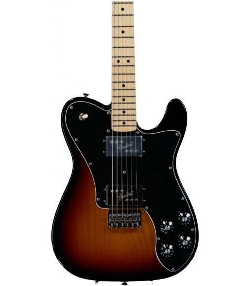 3-Color Sunburst  Fender '72 Telecaster Deluxe