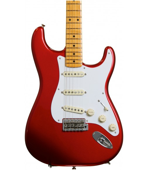 Candy Apple Red   Fender Classic Series '50s Stratocaster Lacquer