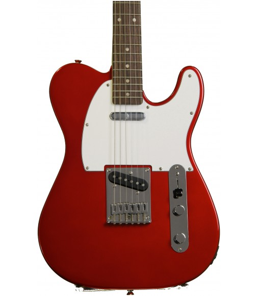 Metallic Red  Squier Affinity Series Telecaster