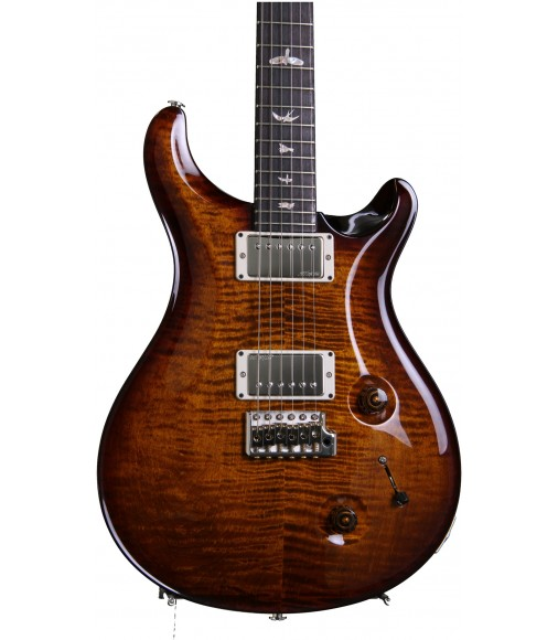 Black Gold Burst  PRS Custom 22 Figured Maple
