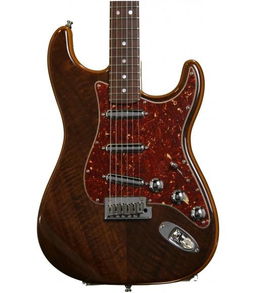 Buckeye, Rosewood  Fender Custom Shop Walnut Top Artisan Stratocaster